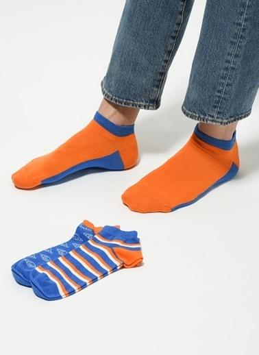 3'lü Çorap-Pixter&Bro